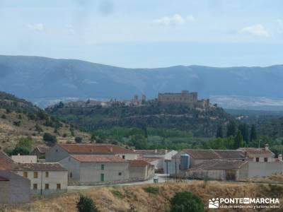 Cañones del Río Cega y  Santa Águeda  – Pedraza;excursiones desde toledo escapada tematica